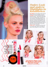 Ombre-Look mit TINT:  (&copy Cosmopolitan, April 2013)