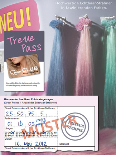 Treuepass (© Great Lengths)