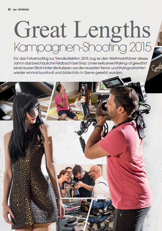 Great Lengths Kampagnen-Shooting 2015, s.62:  (© © DFM - Das Friseurmagazin, 62, 09/14)