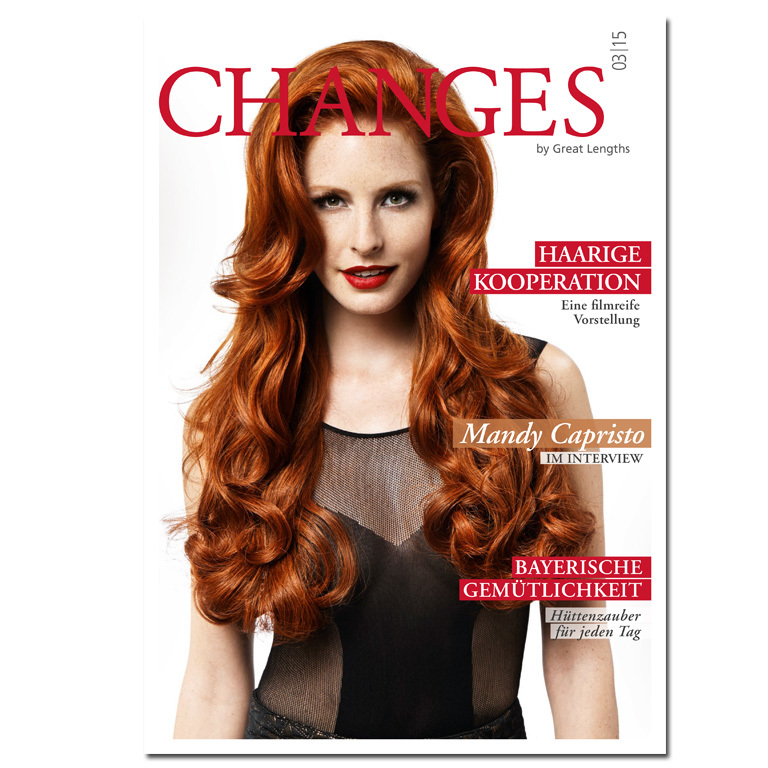 Magazin CHANGES 2015/03 (© Great Lengths)