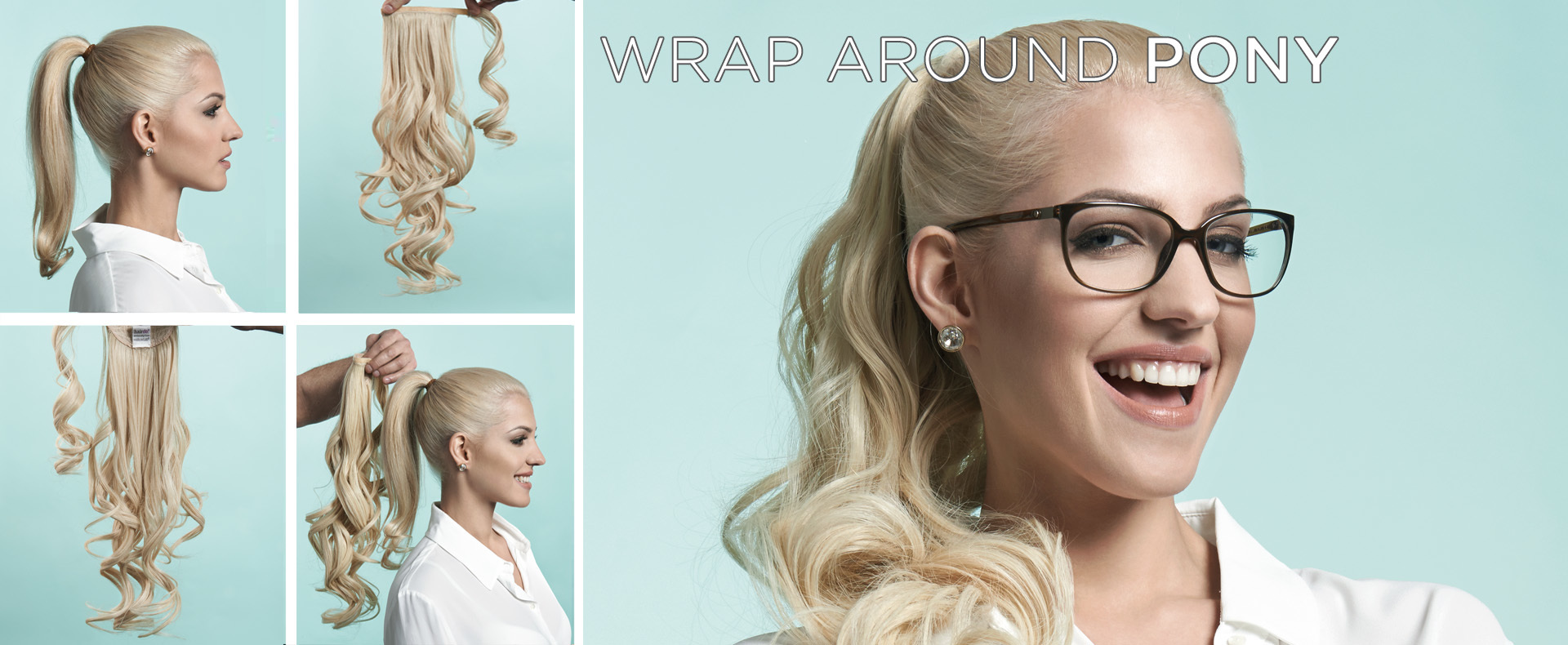 Wrap Around Pony (© Great Lengths)