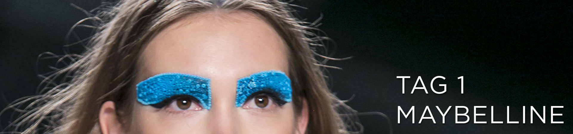 Tag 1 auf der Berliner Fashion Week: Maybelline Make-Up Runway (© Fotograf Thomas Rafalzyk)
