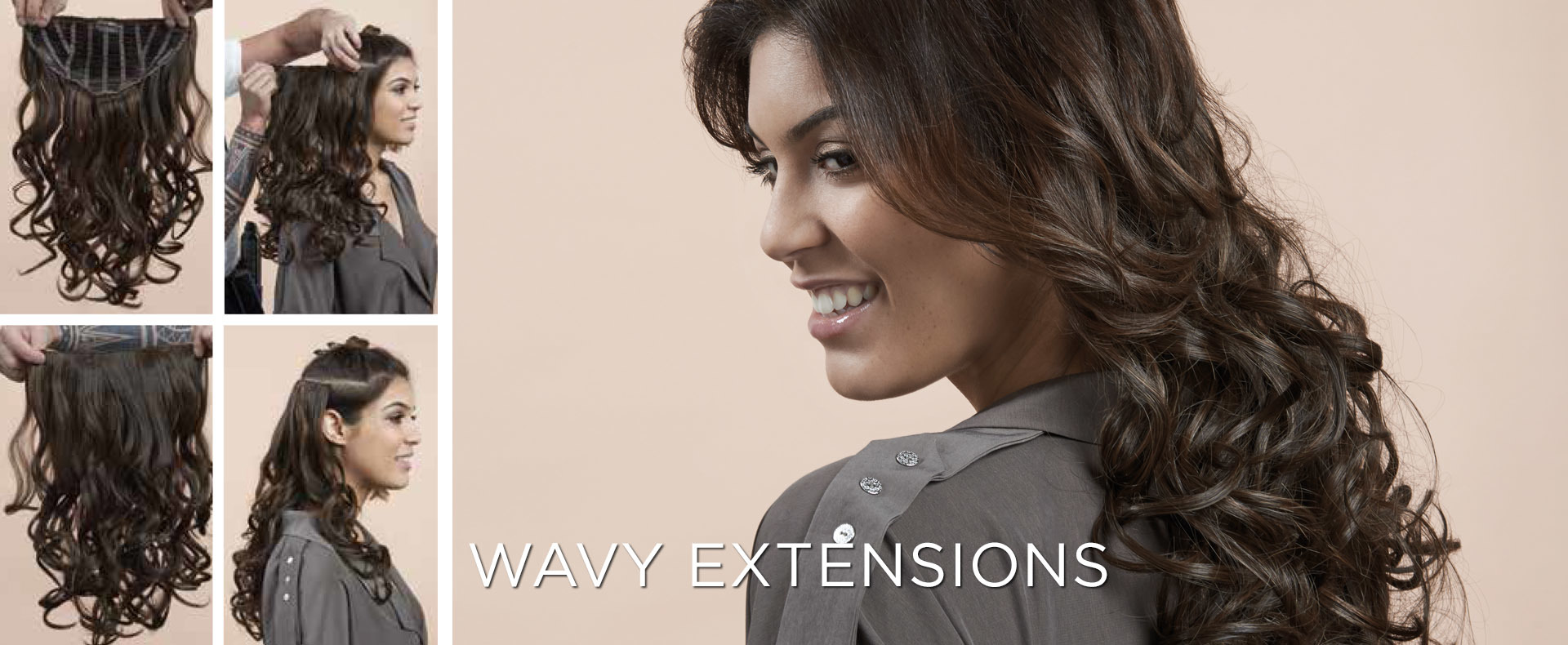 WAVY EXTENSION (© Great Lengths)