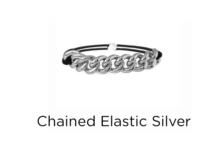 Chained Elastic Silver:  (© )