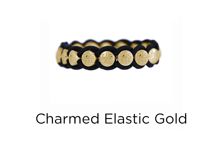 Charmed Elastic Gold:  (© )