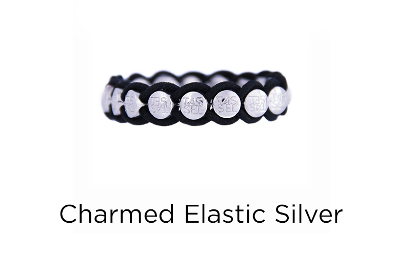 Charmed Elastic Silver:  (© )