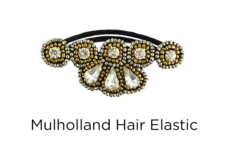 Mulholland Hair Elastic:  (© )