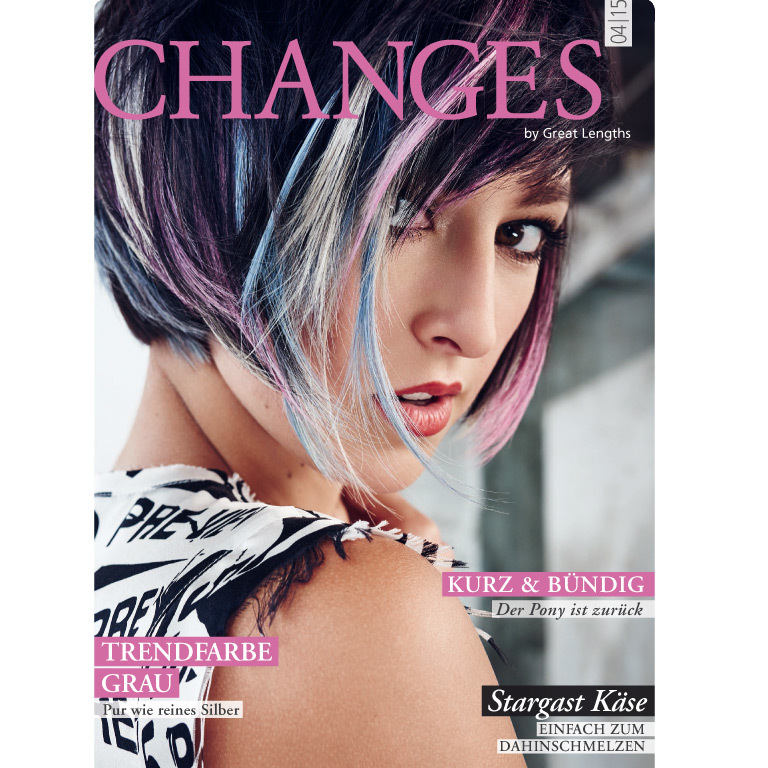 Magazin CHANGES 2015/04 (© Great Lengths)