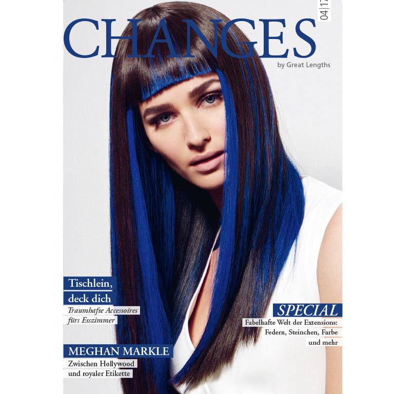 Magazin CHANGES 2017/04 (© Great Lengths)