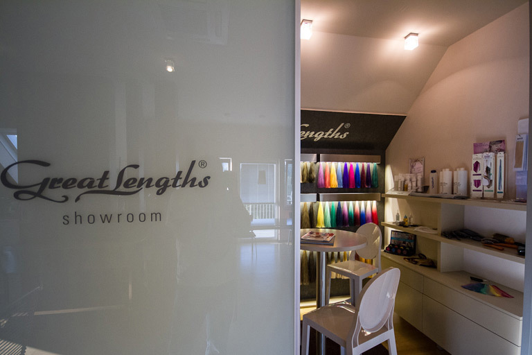 Great Lengths - Showroom:  (© )