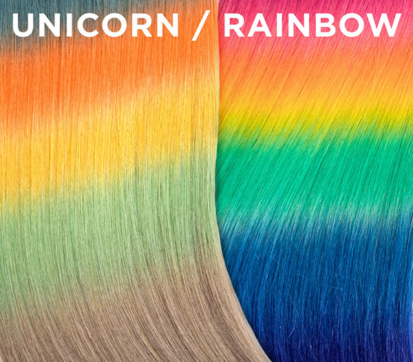UNICORN / RAINBOW (© Great Lengths)
