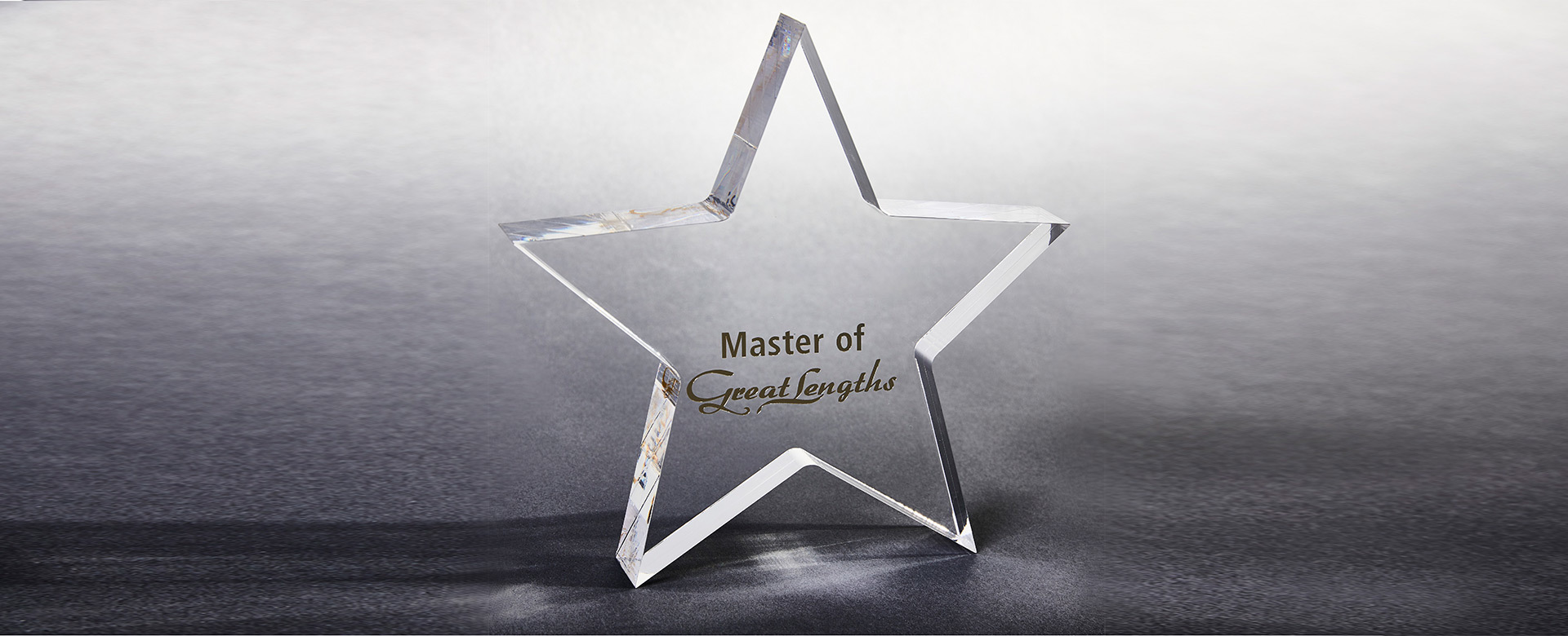 Master of Great Lengths Trophy (© Great Lengths)