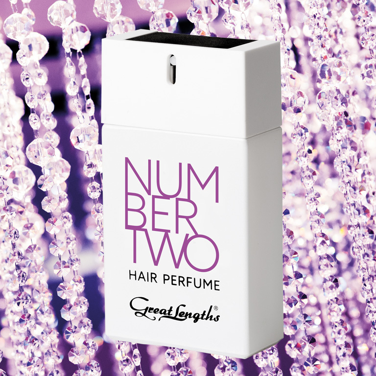 NUMBER TWO - Hair Perfume:  (© Great Lengths)