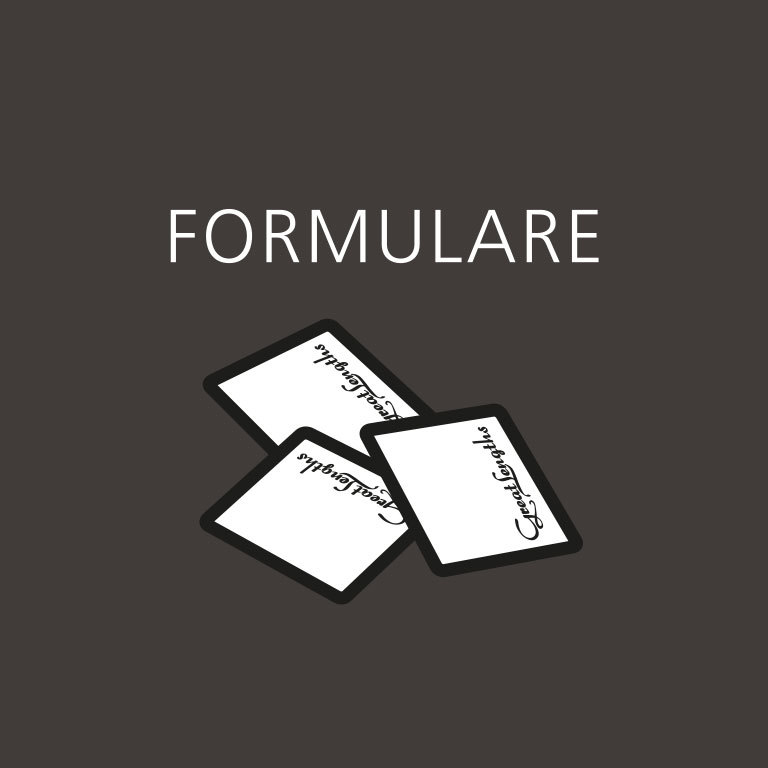 Formulare (© Great Lengths)