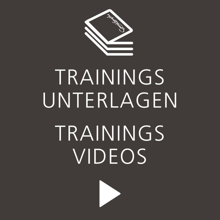 Trainingsunterlagen, Trainingsvideos (© Great Lengths)