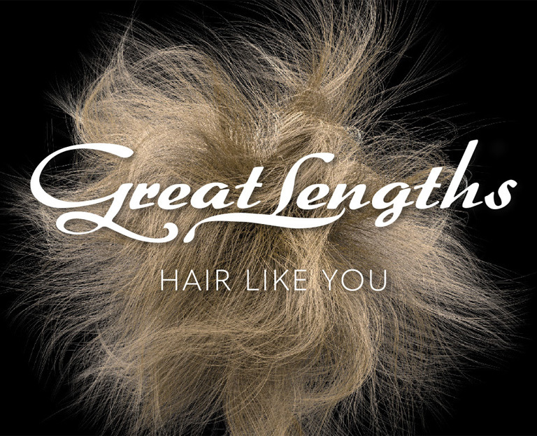 HAIR LIKE YOU:  (© Great Lengths)