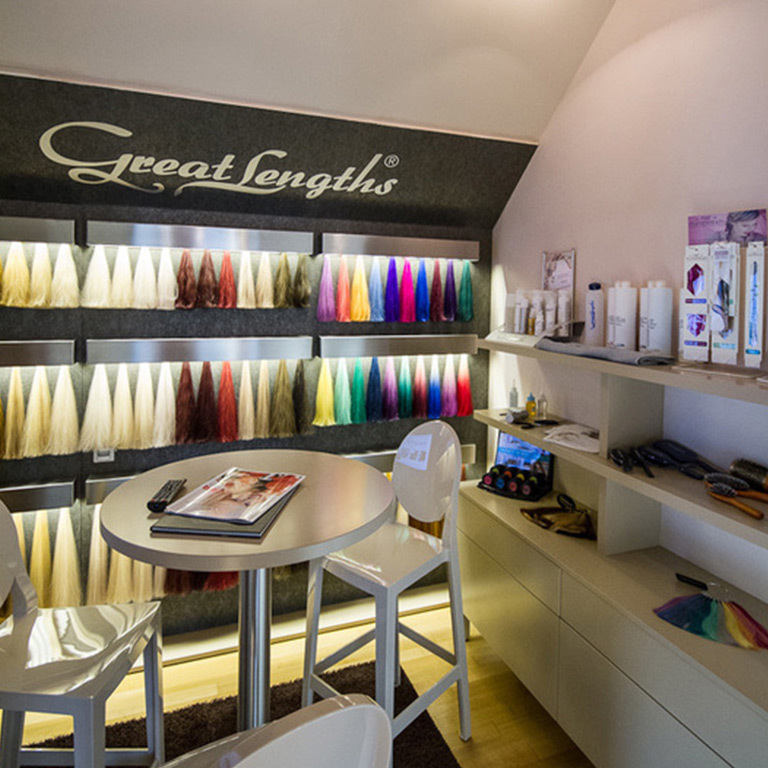 Great Lengths Showroom (© Great Lengths)