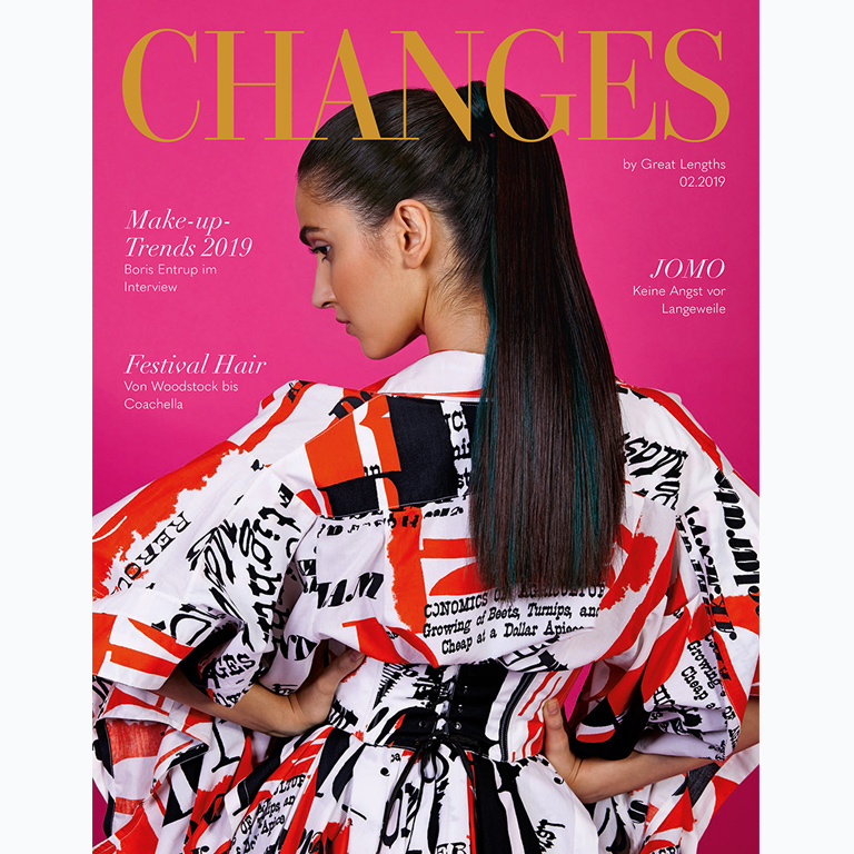 Magazin CHANGES 2 / 2019 (© Great Lengths)