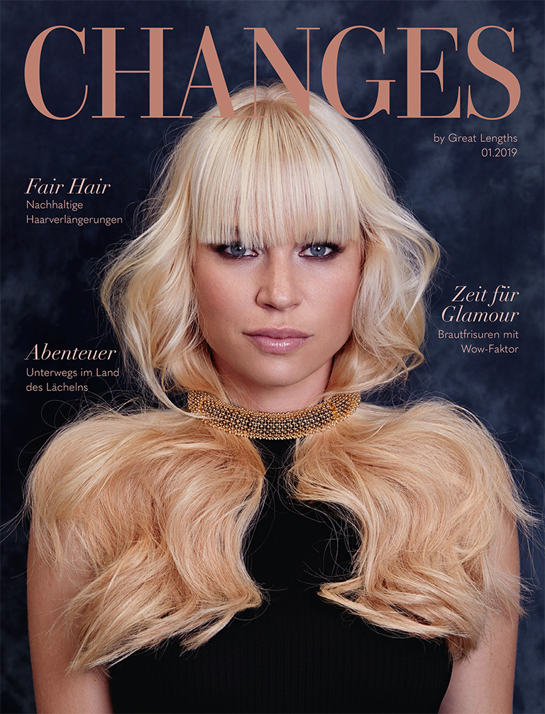 Magazin CHANGES 1 / 2019:  (© Great Lengths)