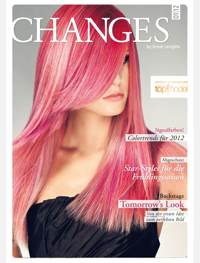 Changes 01|2012:  (© Great Lengths)