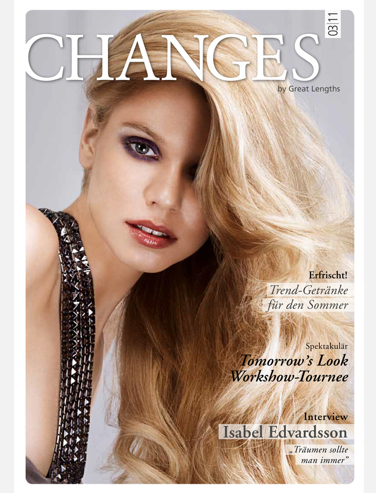 Changes 03|2011:  (© Great Lengths)