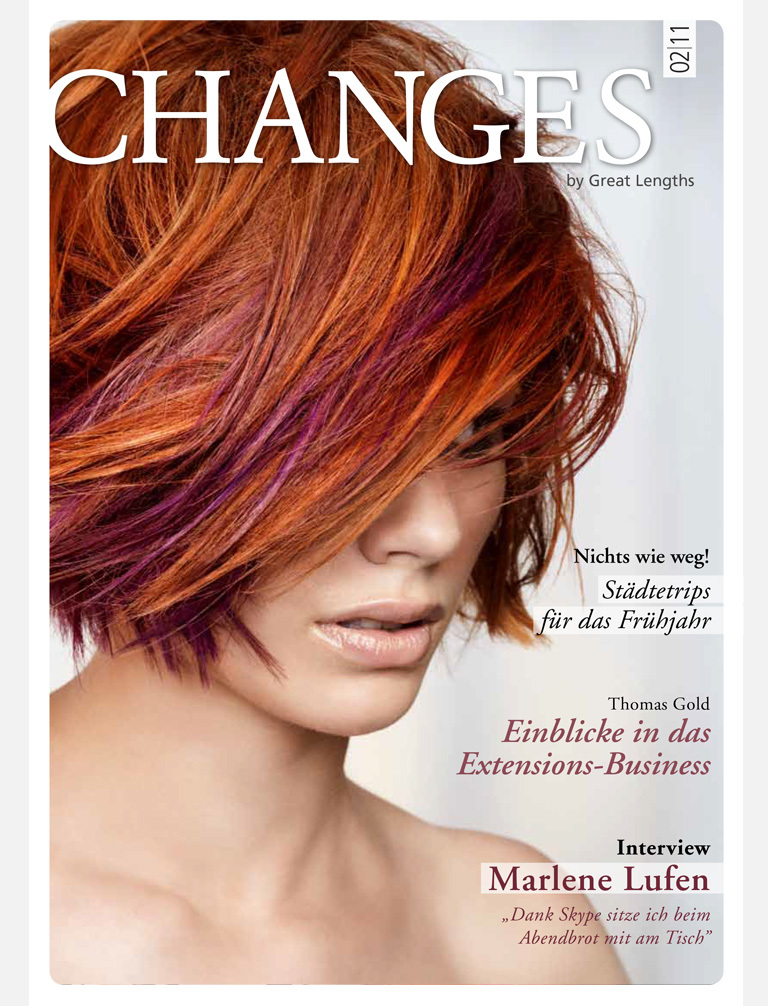 Changes 02|2011:  (© Great Lengths)