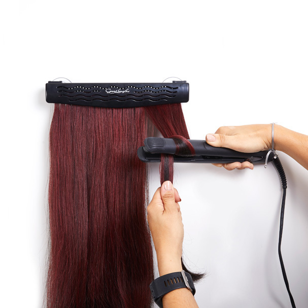 Hair Caddy, ideal zum Handling von GL Lines (© Great Lengths)