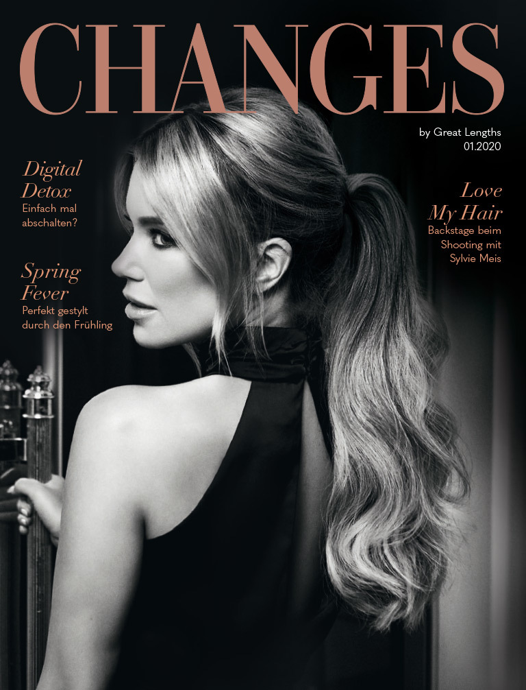 Magazin CHANGES, Ausgabe 01/2020:  (© Great Lengths)