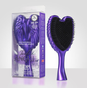 Tangle Angel Pop Purple:  (© Great Lengths)