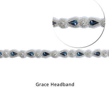 Grace Headband - Zoom:  (© Great Lengths)