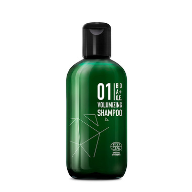 BIO A+O.E. 01 Voluminizing Shampoo, 250 ml.:  (© Great Lengths)