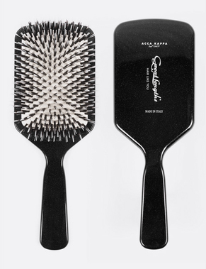 ACCA KAPPA Hair Extensions Brushes SQUARE:  (© Great Lengths)