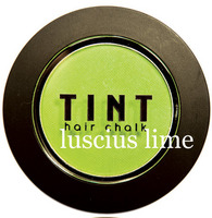 TINT Haarkreide . luscius lime:  (© Great Lengths)