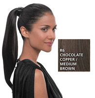 Simply Straight Pony, Chocolate Copper