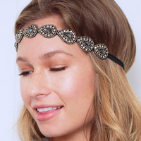 Abbey Headband:  (© TASSEL)