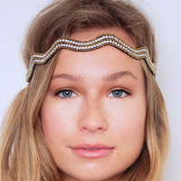Oxford Headband:  (© TASSEL)