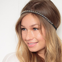 Lincoln Headband:  (© TASSEL)